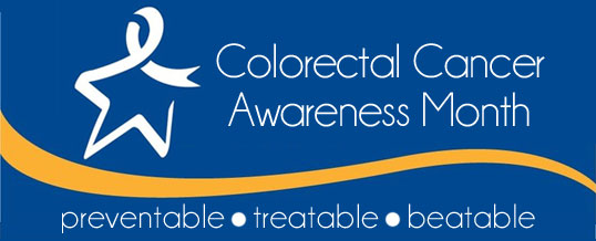 March is Colon Cancer Awareness Month